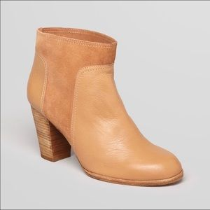 Kate Spade Luckie Heeled Suede Boot